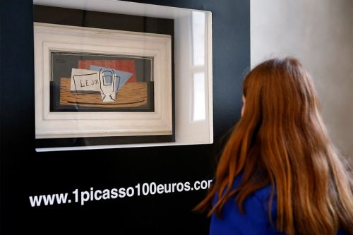Woman Wins $1.1M USD 'Nature Morte' Picasso Painting in Raffle