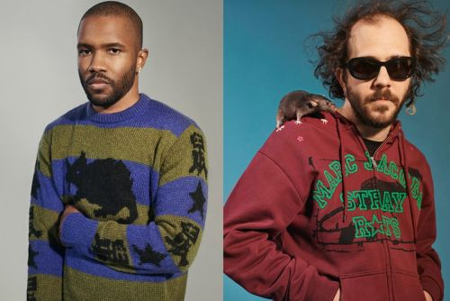 Marc Jacobs and Stray Rats Tap Frank Ocean, Julian Consuegra for Collaboration Lookbook