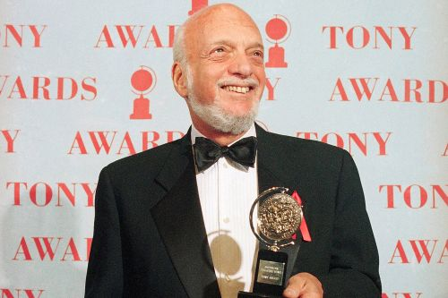 Theater legend Hal Prince leaves behind at least $5.2 million