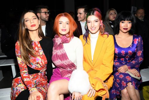 All the stylish stars who sat front row at Fashion Week