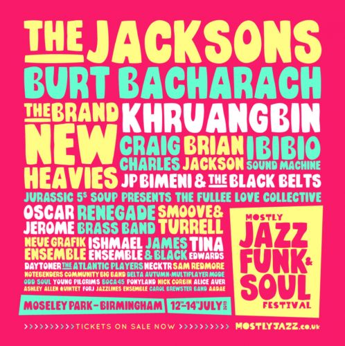 WIN TICKETS TO MOSTLY JAZZ FUNK & SOUL