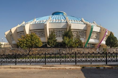 Photographs of Central Asia's Striking Soviet Architecture