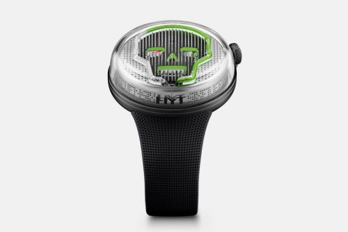 HYT's Latest Creation Tells Time Using a Skull