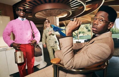 Gucci Taps A$AP Rocky, Iggy Pop and Tyler, The Creator for Rock Star-Themed Tailoring Campaign