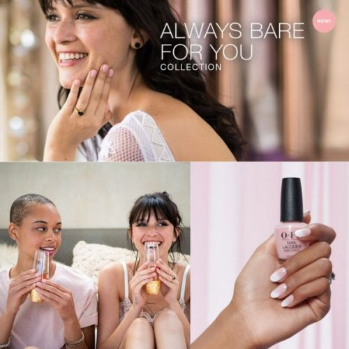 Always Bare for You by OPI