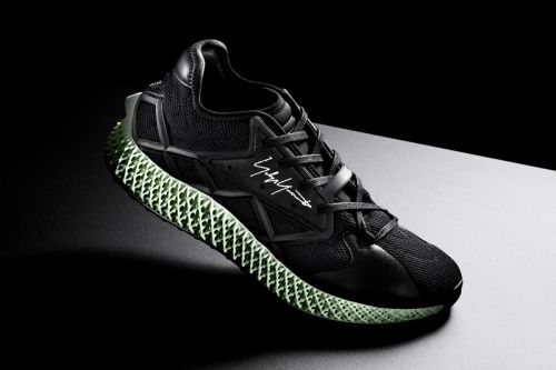 Y-3 Adds New Runner 4D Silhouette to High-Tech Lineup