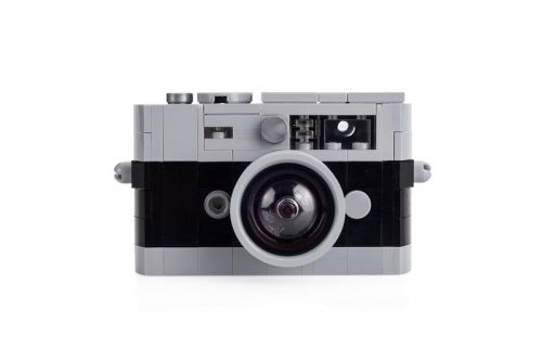 You Can Now Buy a Miniature LEGO Leica M Camera