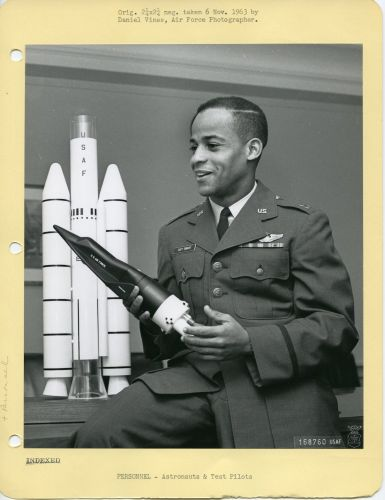 A New Smithsonian Channel Doc Sheds Light On The Black History Of Space Exploration