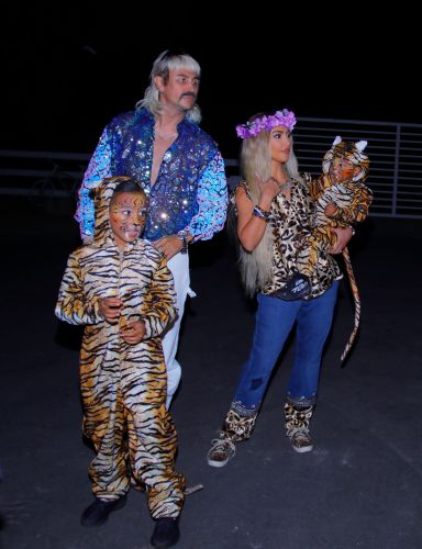 The Kar-Jenner Kids Win Halloween Every Year! See Their 2020 Costumes