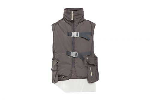 A-COLD-WALL* Drops Functional Hooded Technical Padded Gilet