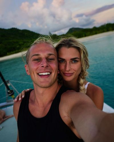 Siesta Key's Kelsey Owens and Boyfriend Max Strong Are So Cute Together! Get to Know Him
