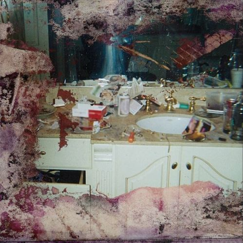 Pusha T's new, Kanye West-produced album is out - and its artwork is grim