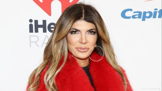 'RHONJ' Star Teresa Giudice Shows Off Her Incredible Beach Bod While In Jamaica For Christmas