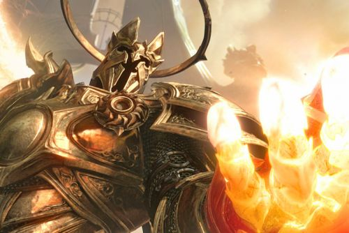 Diablo III Is Coming to the Nintendo Switch This Fall