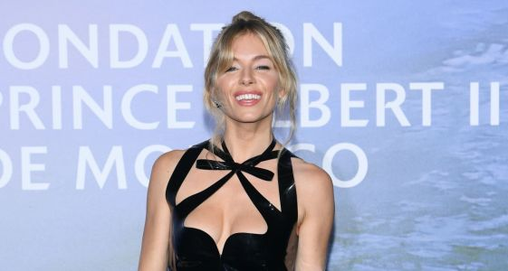 Thank God Sienna Miller Went Out in Public Wearing This Gucci Dress, Honestly