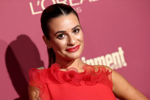 Pregnant Lea Michele Flaunts Baby Bump in 1st Instagram Photo Since 'Glee' Scandal
