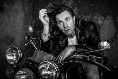 Ewan McGregor Covers VMAN, Dishes on Playing Halston