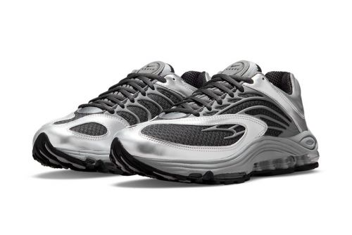 """Nike Air Tuned Max """"Smoke Grey"""" Only Leans on Grayscale Colors"""