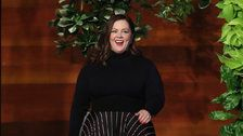 Melissa McCarthy Hilariously Describes Being THAT Mom At Her Kids' Games