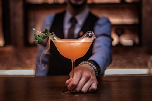 Cocktail of the Week: The Parrot, London