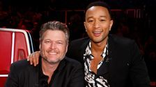 Blake Shelton Jokes That John Legend Was 'Wrong' Choice For Sexiest Man Alive