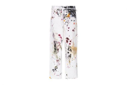 Off-White™ Delivers Paint-Splattered Work Pants for FW19