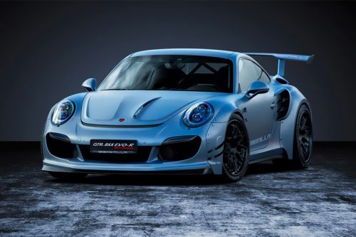 Gemballa Unveils Menacing GTR 8XX EVO-R Biturbo Package for Porsche's 991 Turbo & Turbo S