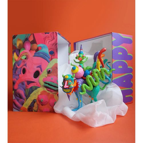 Gary Card Launches A Collection of Handmade Toys at Dover Street Market - and Selects His 10 Favourite Toys for us