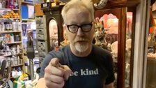 MythBuster Adam Savage Busts The Biggest Myth About Voting In The Midterm Election