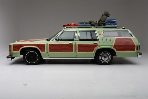 Replica of Wagon Queen Family Truckster From 'National Lampoon's Vacation' Sold for Six Figures