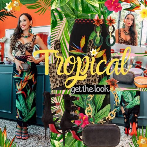 My Look: Tropical