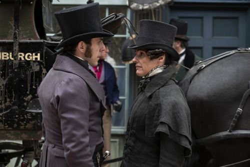 'Gentleman Jack' creator on why lesbians were 'invisible' in history