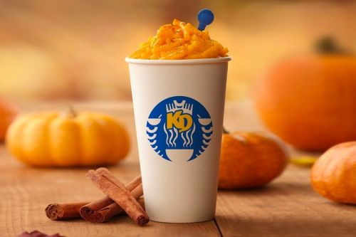 Kraft Is Releasing a Pumpkin Spice Mac and Cheese