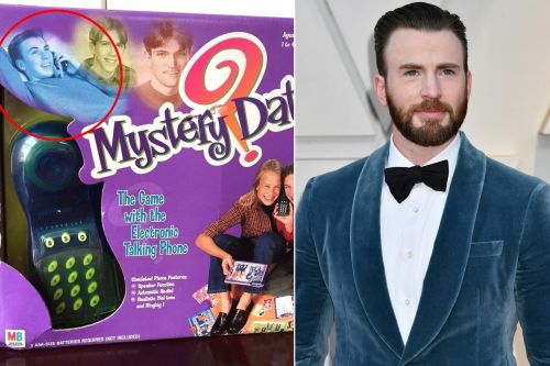 Chris Evans was your dorky Mystery Date before he was Captain America