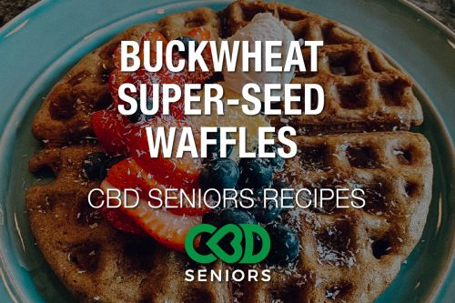 Buckwheat Super-Seed Waffles Recipe