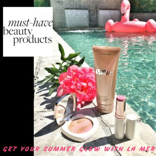 Get Your Summer Glow with La Mer
