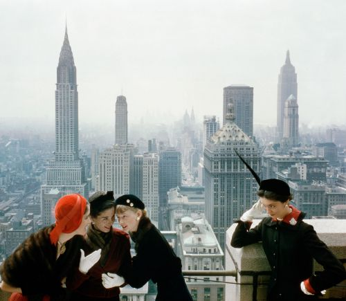 "We are giving away one amazing ""Norman Parkinson - Always in Fashion"" photo book"