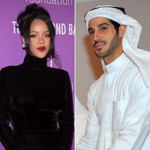 Rihanna and Her BF Hassan Jameel Are Pros at Keeping Their Relationship Low-Key - See When It Started