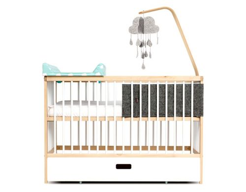 Why is it smarter to invest in a mini cot bed rather than a standard baby cot?
