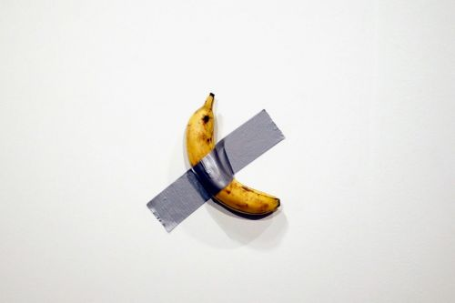 Bananas Duct-Taped to Wall Selling for $120K USD at Art Basel