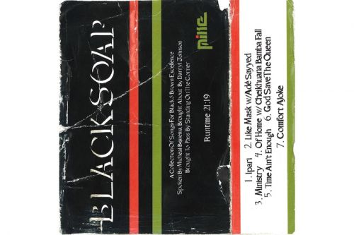 MIKE Drops His New Project 'Black Soap'