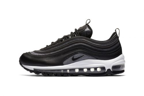 Nike's Air Max 97 Premium Adds Shimmering Silver to Two New Colorways