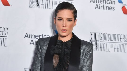 Halsey Reveals She 'Gained a Lot of Weight' After Quitting Nicotine After 10 Years