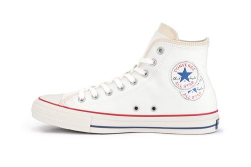 Converse Japan All Star 100 DOUBLEPARTS Hi Features Twice the Details