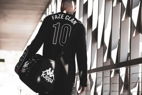 A Full Look at the FaZe Clan x Kappa Collection