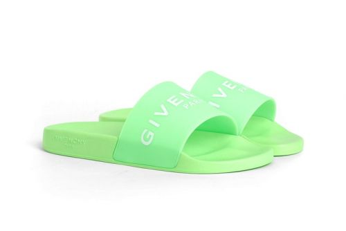 Givenchy's Light Green Summer Slides Are Yours for $305 USD