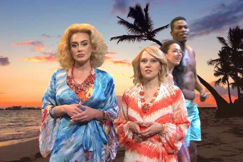 Why Adele's 'SNL' skit about African tourism is under fire
