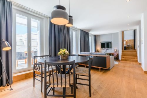 Move To The Mountains - Luxe Properties In Switzerland