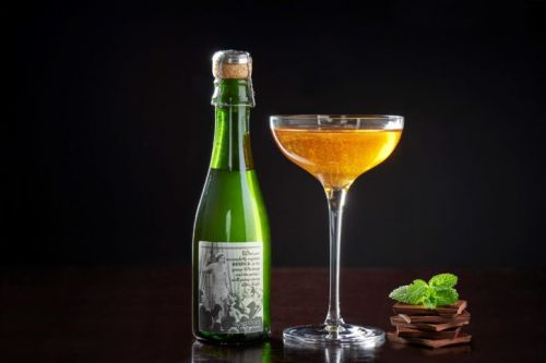 Aqua Shard Creates Vintage Cocktail Collection