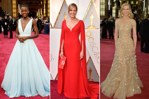 The unspoken style rules for stars hitting the Oscars red carpet